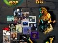 Affiche concert 80