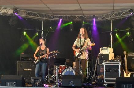 Concert Choupa Pop ( Apéritif ) 2015