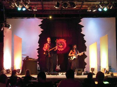Choupa Pop Vrac Live 2009